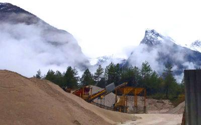 Impianto di Cimolais (PN)