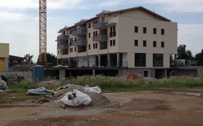 Realizzazione nuova palazzina residenziale – Loc. Aviano (PN)